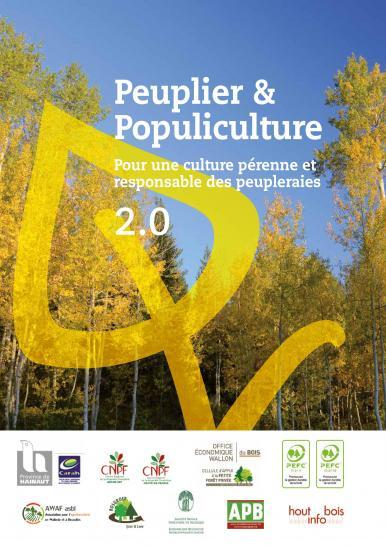 Peuplier et Populiculture - Pour une culture pérenne et responsable des peupleraies
